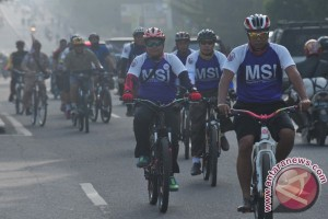 Kirab Masyarakat Sepeda