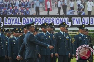 Hut TNI AU di Palembang