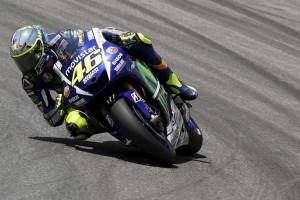 Rossi tempati posisi ketiga kualifikasi motoGP Aragon