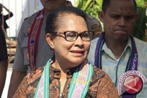Menteri Yohana: Perempuan lebih menderita tanpa air