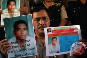 Polisi tangkap dua pembunuh keluarga Rianto