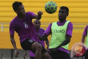 Sriwijaya FC rahasiakan pemain