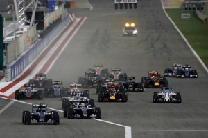 Posisi start F1 Grand Prix Hungaria