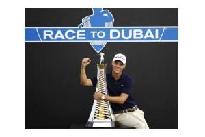 Peringkat peraih hadiah race to Dubai