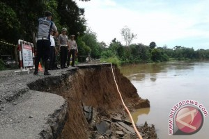 Jalinsum Ogan Komering Ulu rusak parah