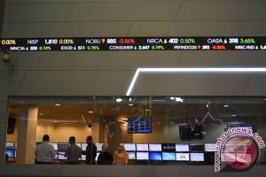 HSG Bursa Efek Indonesia ditutup melemah