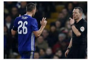 Terry akan tinggalkan Chelsea pada akhir musim