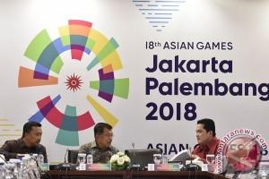INASGOC terapkan tiga zona keamanan saat Asian Games