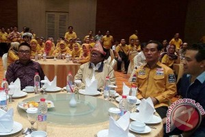 Peresmian tiga kantor DPD dipusatkan di Palembang