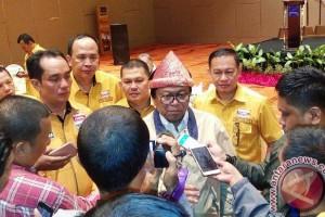 Hanura: Cawapres tegantungan pilihan Jokowi