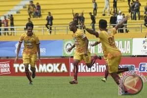 Sriwijaya FC menang di kandang Borneo