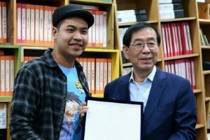 """Komikus """"Si Juki"""" jadi duta pariwisata Seoul"""
