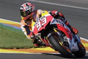 Rebut Pole, Marquez dihukum start posisi keempat