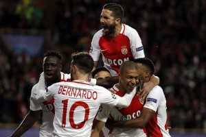 Monaco hancurkan Marseille di tengah kabar kepindahan Mbappe