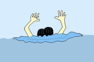 Mayat pria ditemukan mengambang di sungai keramasan