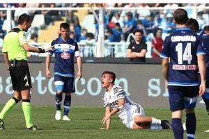 Empat gol Roma pastikan pescara kembali ke Serie B