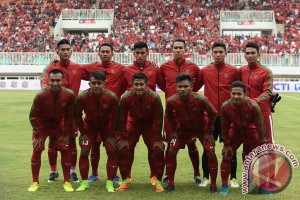 Timnas Indonesia ditahan imbang Puerto Rico 0-0