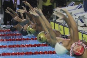 Final 100 M Gaya Punggung Putra