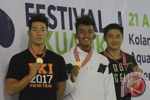 Final 50 M Gaya Bebas Putra