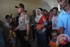 Kapolda pulangkan empat korban penembakan Lubuk Linggau