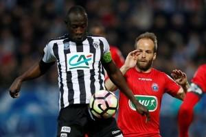 Angers kalahkan Guingamp untuk mencapai final Piala Prancis