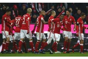Bayern menang 3-1 pada pertandingan pembukaan musim