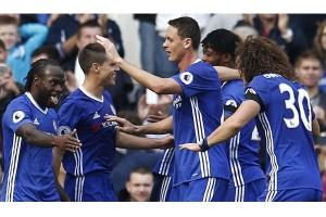 Chelsea perbesar keunggulan di Puncak klasemen