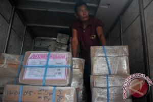 Distribusi Soal UN SMP