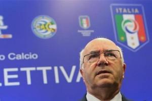 Presiden FIGC dukung pelatih Napoli tangani Timnas Italia