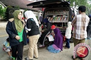 Maksimalkan perpustakaan keliling tingkatkan minat baca