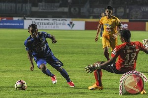 Bhayangkara FC kejar poin di Palembang