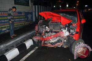 Enam korban tewas akibat kecelakaan selama libur Natal