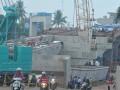Pembangunan Flyover Simpang Bandara Palembang