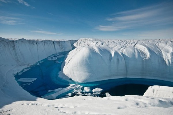 Studi: laju penyusutan es Antartika lebih lambat dari perkiraan