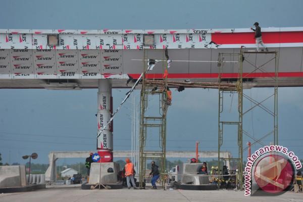 Tol Palindra siap beroperasi saat lebaran