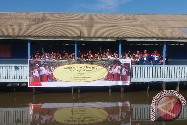 Kepala SDN Palembang berharap ada perbaikan sekolah