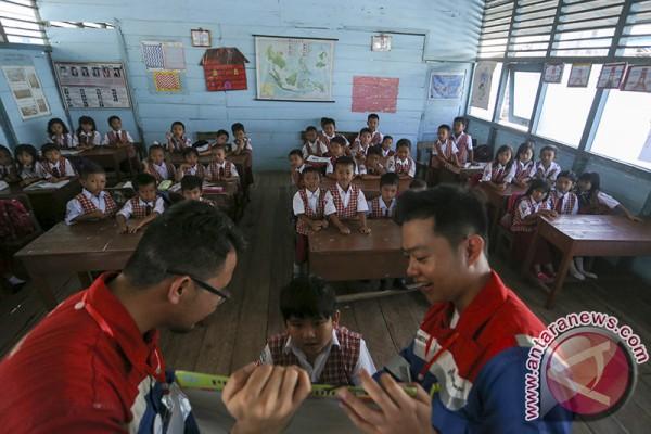 Pertamina gandeng TNI bangun pendidikan di pedalaman