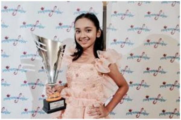 Remaja Indonesia juara menyanyi di Italia