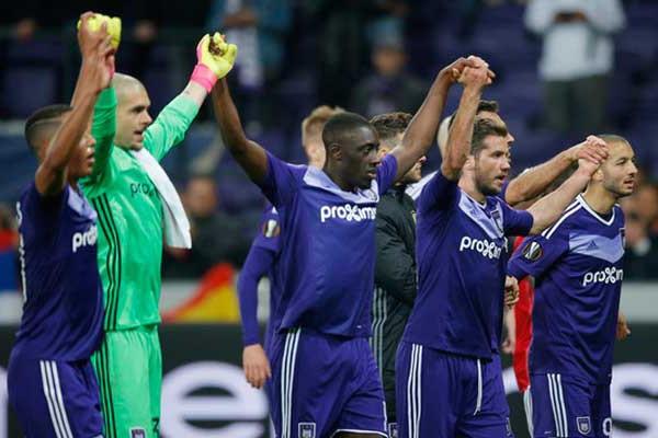 Andrelecht raih gelar Liga Belgia unutk ke-34 kalinya