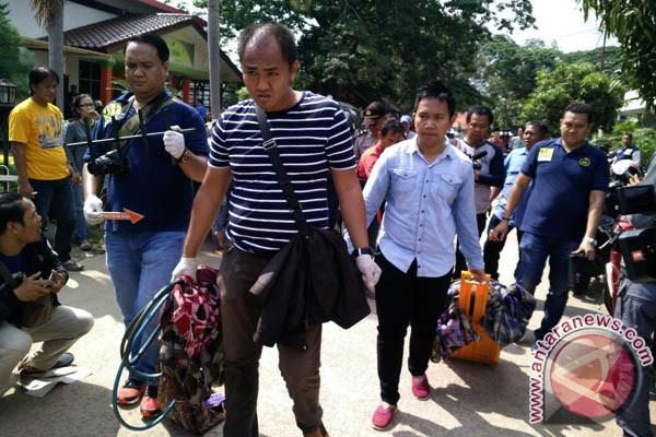17 tahanan Rutan Palembang kabur