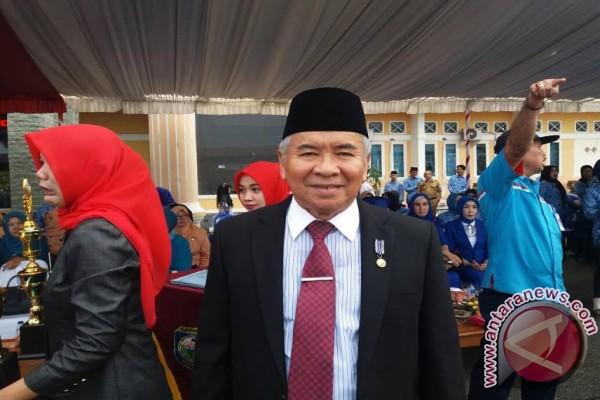 Bupati: Penataan pasar Batukuning Baturaja belum maksimal