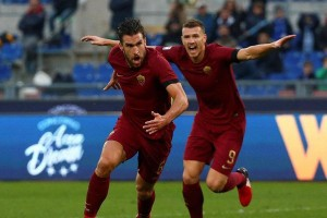 Roma dan Napoli pelihara peluang raih gelar juara