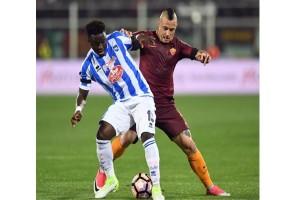Nainggolan dicoret dari tim Roma akibat merokok