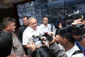 Gubernur Sumsel imbau masyarakat waspada teroris