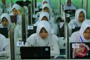 UNBK di Bengkulu terganggu jaringan internet putus