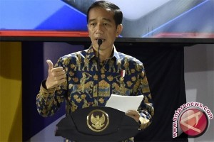 Jokowi resmikan ABN dan beri kuliah umum