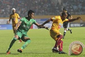 Pelatih instruksikan Bhayangkara tampil menyerang hadapi Sriwijaya