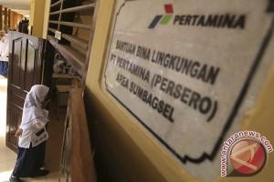 Pertamina MOR II Renovasi Sekolah