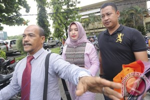 Polresta Palembang tangkap tangan pungli di BPN
