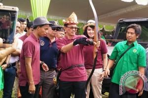 """""""Palembang Memanah I"""" jadi ajang promosi wisata olahraga JSC"""